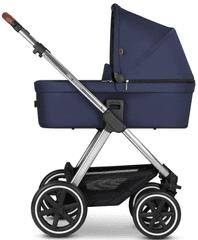 ABC Design wózek dziecięcy Samba navy Diamond 2021