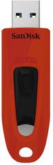 SanDisk Ultra 64GB červená SDCZ48-064G-U46R