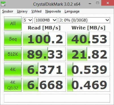 A-Data UV150 32GB čierna (AUV150-32G-RBK)