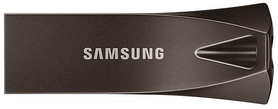 SAMSUNG BAR Plus 64GB, šedá, (MUF-64BE4/APC)