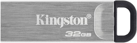 Kingston DataTraveler Kyson, - 32GB, strieborná (DTKN/32GB)
