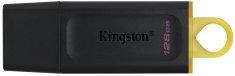 Kingston DataTraveler Exodia - 128GB, čierna/žltá (DTX/128GB)