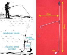 Sports Bójka podvodná 40g/60cm/23cm