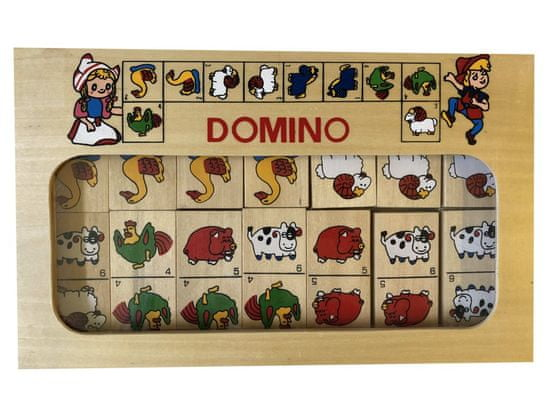 Jaku domino velké STATEK