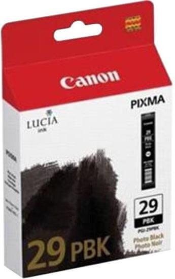 Canon PGI-29 PBK, foto čierna (4869B001)