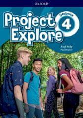 Oxford Project Explore 4 Student´s book CZ