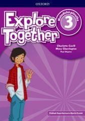 Oxford Explore Together 3 Teacher´s Book CZ