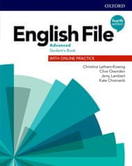 Oxford English File Fourth Edition Advanced Student´s Book with Student Resource Centre Pack