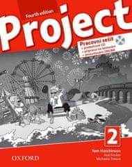 Oxford Project Fourth Edition 2 Pracovní sešit s Audio CD