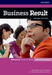 Oxford Business Result (2nd Edition) Advanced Student´s Book with Online Practice