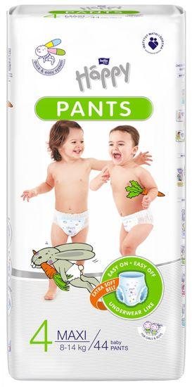 Bella Happy Pants Maxi, 8-14 kg, 44 ks