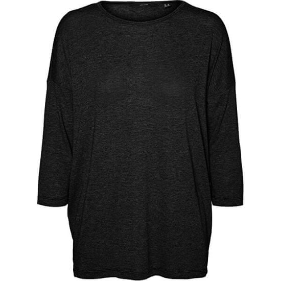 Vero Moda Dámske tričko VMCARLA 10255704 Black