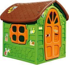 Dohany Domeček zahradní zeleno-hnědý