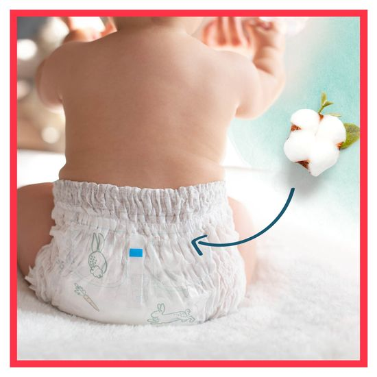 Pampers Pants Harmonie hlače pelene, Veličina 5, 12-17 kg, 20 komada