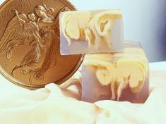 L´Cosmetics Prírodné ručne robené mydlo bez SLS - Angels&Demons (inšpirované Givenchy - Ange Ou Demon Le Secret) 100g +/-6%