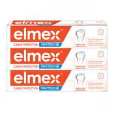 Elmex Zubní pasta Caries Protection Whitening 3x 75 ml