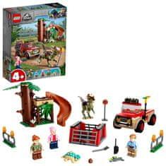 LEGO Jurassic World 76939 Útěk dinosaura stygimolocha