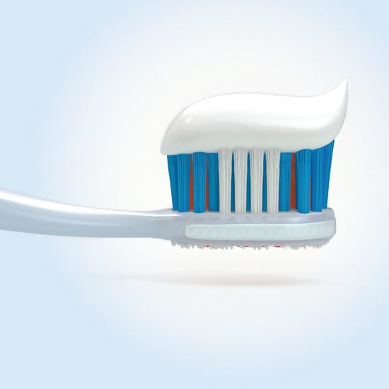 Elmex Anti Caries zubní pasta 2ks