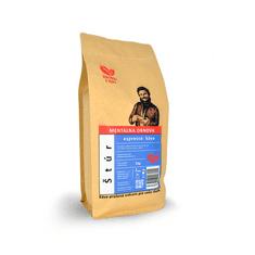 KÁVOHOLIK espresso káva Štúr, A/R, 80/20, 1kg, zrno
