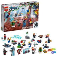 LEGO Marvel Avengers 76196 Adventní kalendář Avengers