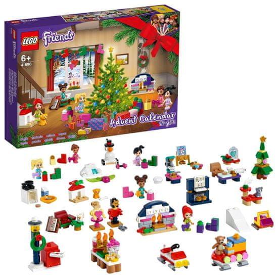 LEGO Friends 41690 Adventný kalendár LEGO Friends