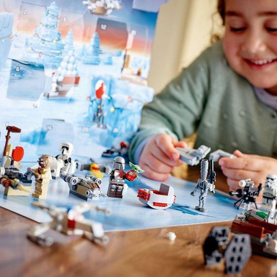 LEGO Star Wars 75307 Adventní kalendář LEGO Star Wars