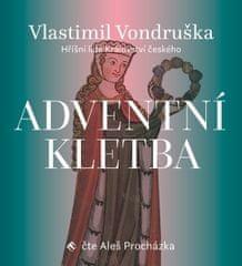 Vondruška Vlastimil: Adventní kletba - MP3-CD