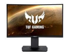 Asus TUF VG24VQR gaming monitor, 59,9 cm, WLED, VA, Full HD