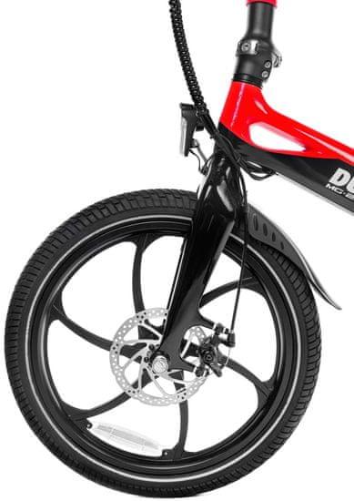Ducati rower elektryczny MG-20