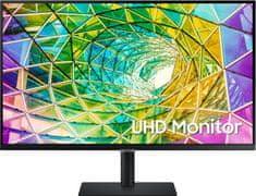 Samsung S32A800NMU monitor, 81,3 cm (32), VA, 4K Ultra HD