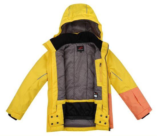 Hannah kurtka narciarska dziewczęca Kigali Jr 221-028-B6016