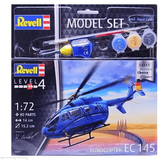 Revell Eurocopter EC 145 model helikopterja, set za sestavljanje, 1:72