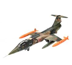 Revell F-104 G Starfighter NL/B model lovskega bombnika, set za sestavljanje, 1:72