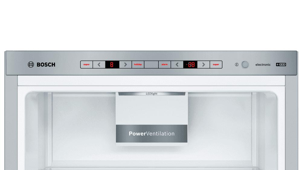 Bosch kombinovaná chladnička KGE49EICP