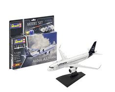 "Revell Airbus A320 Neo ""Lufthansa"" model letala, set za sestavljanje, 1:144"