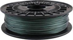 Plasty Mladeč tisková struna (filament), PLA, 1,75mm, 1kg F175PLA_MG, metalická zelená