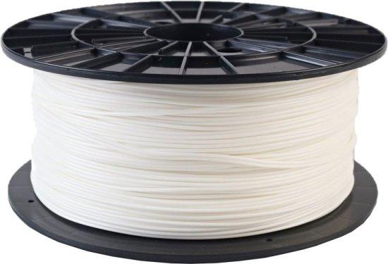 Plasty Mladeč tisková struna (filament), PLA, 1,75mm, 1kg F175PLA_WH, biela