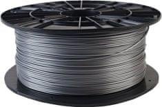 Plasty Mladeč tisková struna (filament), PLA, 1,75mm, 1kg F175PLA_SI, strieborná