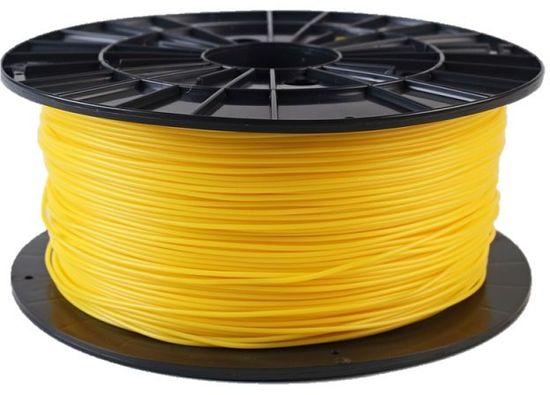 Plasty Mladeč tisková struna (filament), PLA, 1,75mm, 1kg F175PLA_YE, žltá