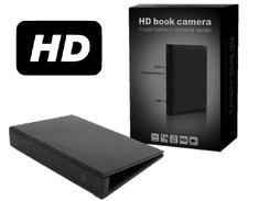 SpyTech Kamera ukrytá v knihe s detekciou pohybu a nočným videním