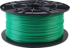 Plasty Mladeč tisková struna (filament), PLA, 1,75mm, 1kg F175PLA_GR, zelená