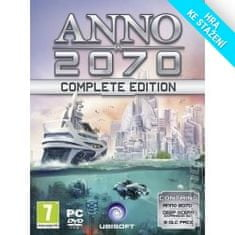 Anno 2070 (Complete Edition) Uplay PC - Digital