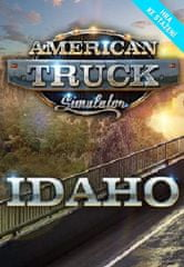 American Truck Simulator - Idaho (DLC) Steam PC - Digital