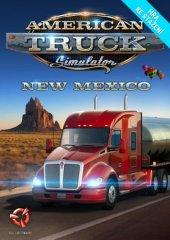 American Truck Simulator: New Mexico (DLC) Steam PC - Digital