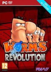 Worms Revolution Steam PC - Digital