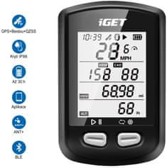 iGET Cyklocomputer C200