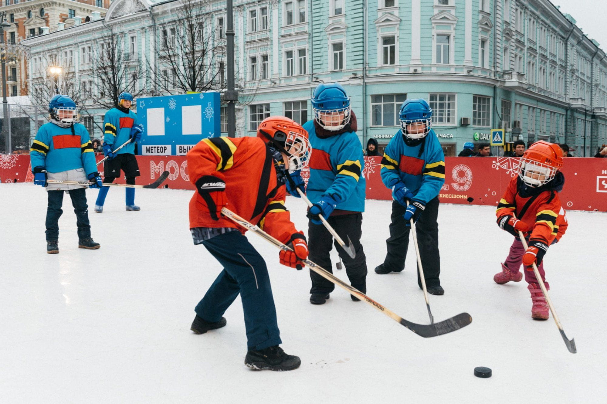 Ako vybrať hokejku pre deti?