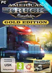 American Truck Simulator (Gold Edition) Steam PC - Digital