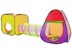 InnoVibe Stan s tunelem a 200 ks balónků