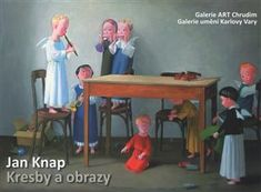 Jan Knap - Kresby a obrazy